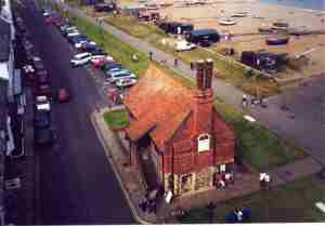 The Moot Hall 'Aldeburgh Museum'. Photo courtesy of Aldeburgh Museum